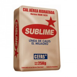 Cal Sublime X 25 Kh