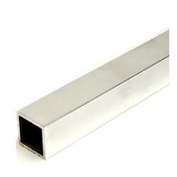 Aluminio Caño Cuadrado 12x12 X 6mts