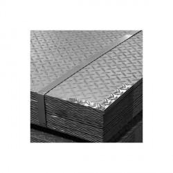 Chapa 1/8 (4x8) Antid Cor.medida
