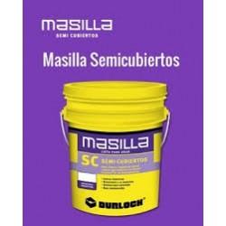 Masilla Semi Cubiertos - Balde X 18 Kg