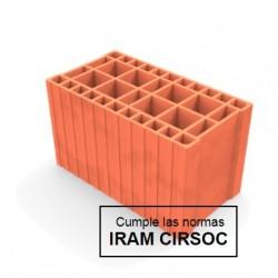 Ladrillo Ceramico 18x19x33
