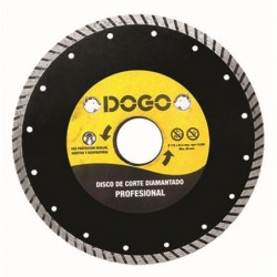 Disco Diamantado Turbo Dogo 41/2-