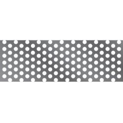 Chapa Perforada Red 3mm 20 (1x2)
