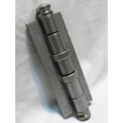 Bisagra Municion 124x46x3 Reforzada